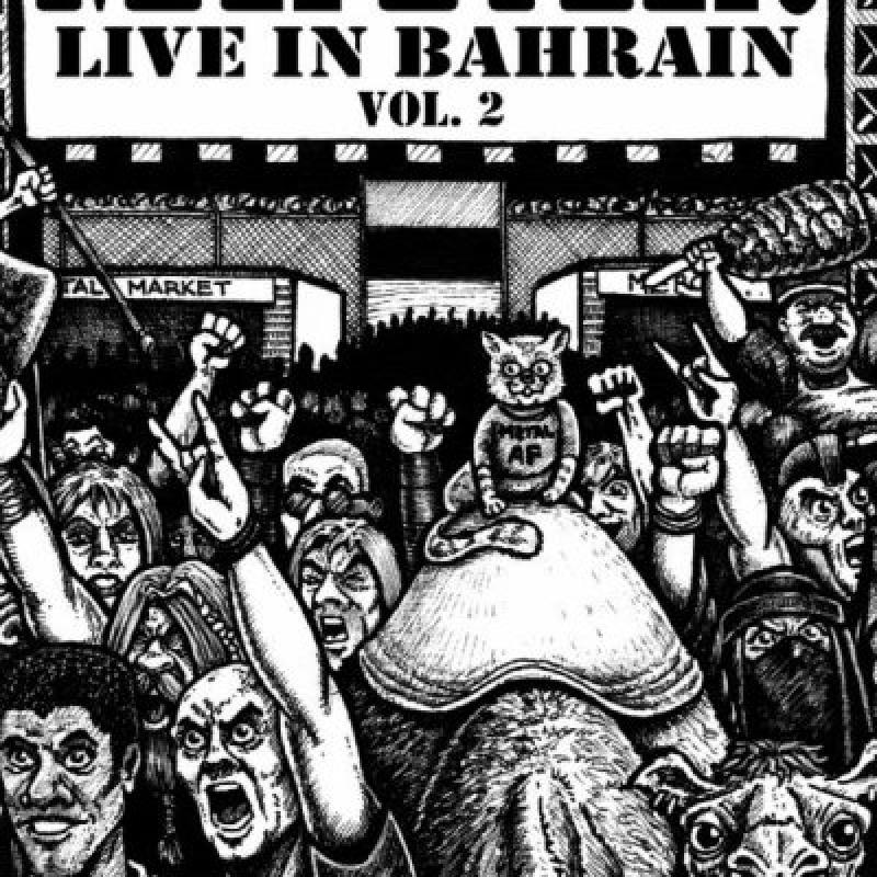 Metal! Live In Bahrain Vol. 2 - Reviewed By Metal Digest!