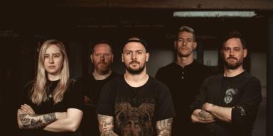 Dvne announces European tour with labelmates Déluge; new Bandcamp exclusive vinyl for 'Etemen Ænka' now available!