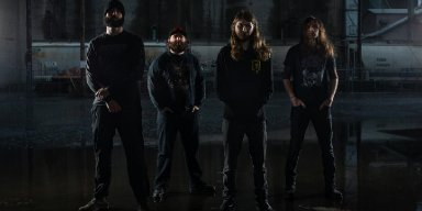 """ÆNIGMATUM: """"Disenthralled"""" Single From Oregon Blackened Death Metal Quartet Now Playing; 20 Buck Spin Issues Preorders For Band's Second Album, Deconsecrate, Nearing August Release"""