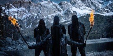 "ENIGMATIC GERMAN BLACK METALERS GROZA RELEASE NEW VIDEO ""ELEGANCE OF IRONY"""