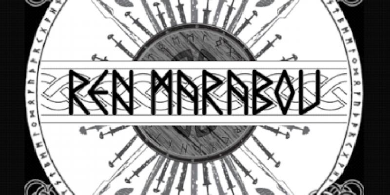 New Video: Ren Marabou - 'Axe in my back (Loki)' (Viking Metal)