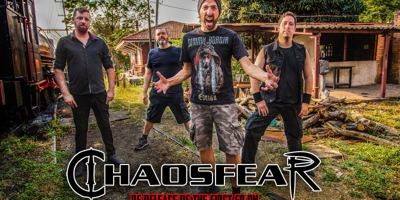 CHAOSFEAR re-releases their first EP on World Rock Day!