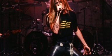 Sebastian Bach Talks About Losing It On Stage And Getting Into Fist Fights