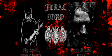 FERAL LORD - Purity Of Corruption - Featured At Arrepio Producoes!