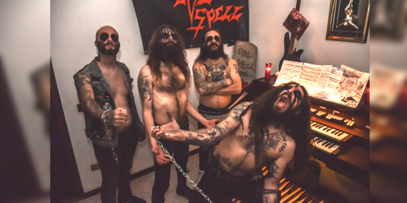 "New Promo: EVIL SPELL - ""Padre Vostro"" - (Speed / Black Metal)"