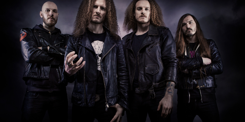 Germany's ERADICATOR to hold release show for new METALVILLE album on YouTube