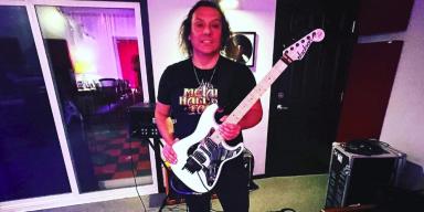 Byron Nemeth During Summer NAMM Rocks Out With TX-Watt!