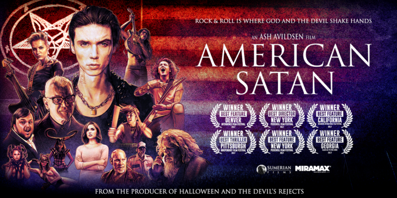 American Satan Pre Order Available Now!