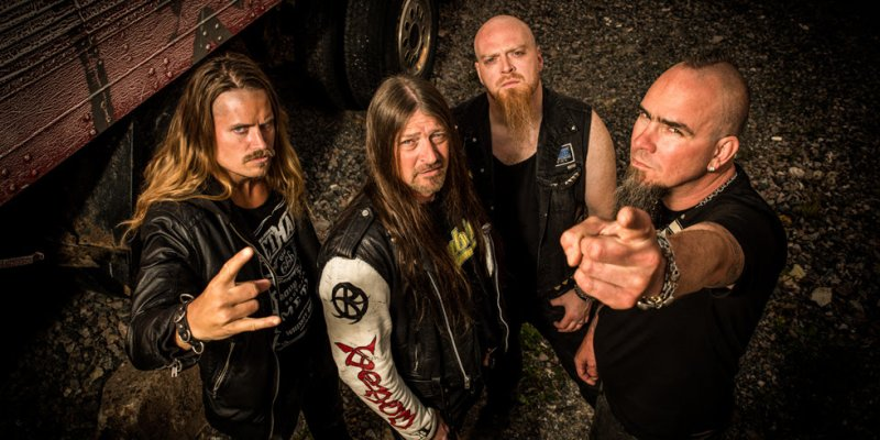 METHANE Announce First Live Dates For The 'SIGNED IN BLOOD' 2018 European Tour