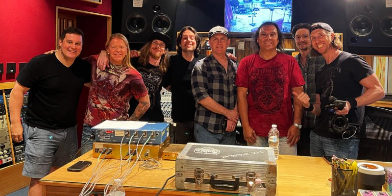 """Byron Nemeth Completes Tracking On """"You Know It's True"""" - Featured At BATHORY ́zine!"""