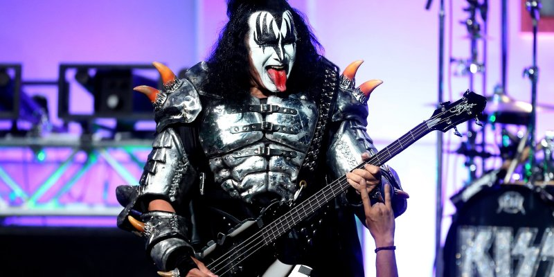 KISS FRONTMAN GENE SIMMONS SUED FOR SEXUAL ASSAULT