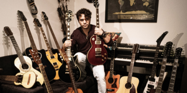 """Rockshots Records: Brazilian Multi-Instrumentalist Lucas Barbosa's TERRA's Music Video """"Let It Burn"""""""