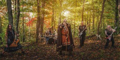 "CDN Records: Streaming Now! HEXENKLAD Folk/Black Metal Album ""Heathenheart"""