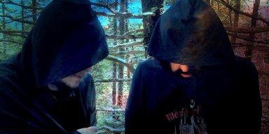 "Newfoundland Black Metal Duo Artach Lyric Video ""Tuiteam an Duine"" Off New Album ""Sworn to Avenge"""
