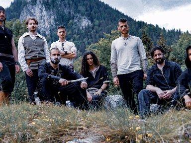 "Rockshots Records: Sound The Drums! Symphonic Folk Metal AEXYLIUM New Single ""The Bridge"""