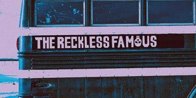 "Treaty #6 Territories of Saskatchewan Alt.Rockers THE RECKLESS FAMOUS Say ""Goodbye Sorrow"""