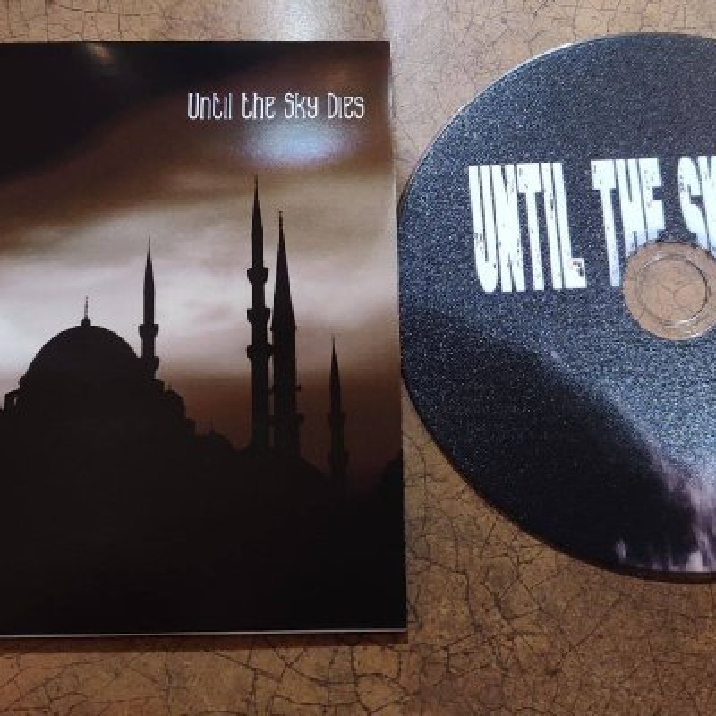 UNTIL THE SKY DIES Featured on the Mike Vanek Sucks Podcast!