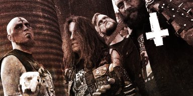 NUNSLAUGHTER premiere new NSFW video at NoCleanSinging.com