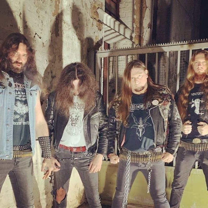 Germany's NOCTURNAL premiere new track at NoCleanSinging.com