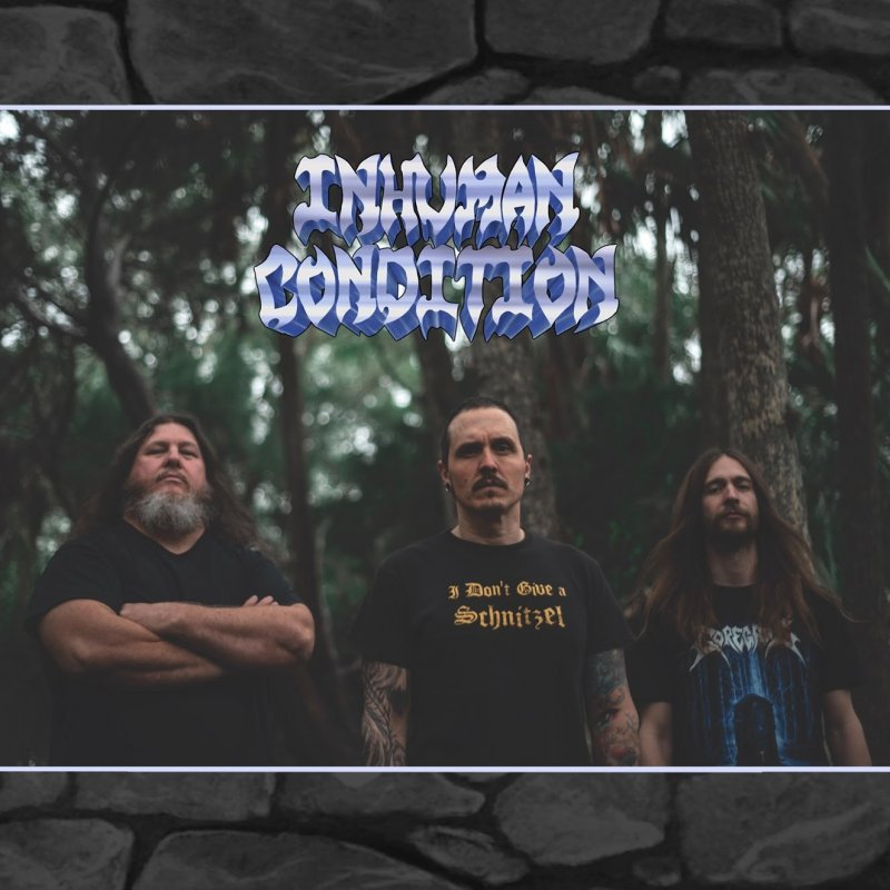 """INHUMAN CONDITION Premiere New Drum Playthrough For """"The Neck Step"""" Track"""
