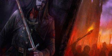 "BLOOD OF INDIGO release ""Angelus, the 'Faceless'  Vampire"""