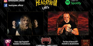 HEADSPAWN in bombastic interview with JAIRO GUEDZ (The Troops Of Doom, ex-Sepultura)!