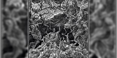New Promo: Vulture Lord / Black Altar - Split - Deathiah Manifesto - (Black Metal)