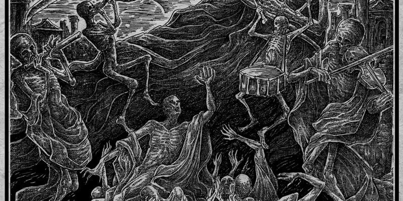 """Vulture Lord and Black Altar announce """"Deathiah Manifesto"""" - Featured At Metal.DE!"""