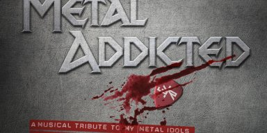 """ALBERTO RIGONI's New Project + EP 'Metal Addicted' Unleash Second Official Video for MEGADETH's """"Symphony Of Destruction""""!"""