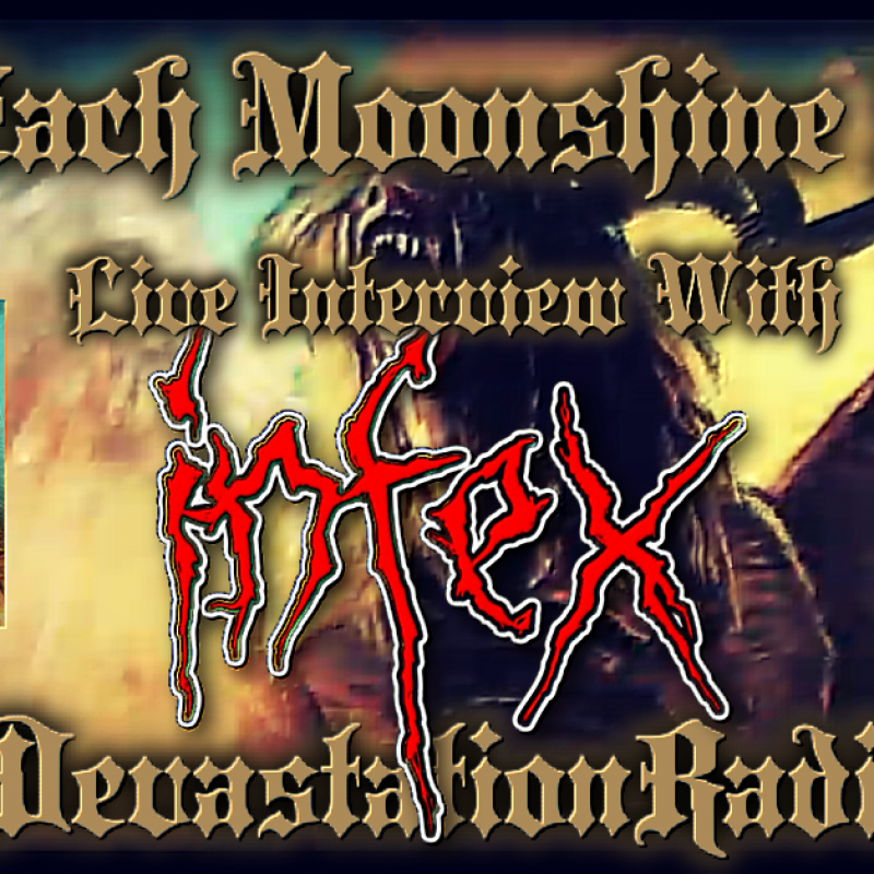 Infex - Featured Interview - The Zach Moonshine Show