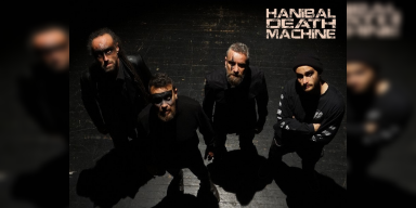 "New Promo: Hanibal Death Machine - Mon Cadavre ""Single"" (Industrial Metal)"