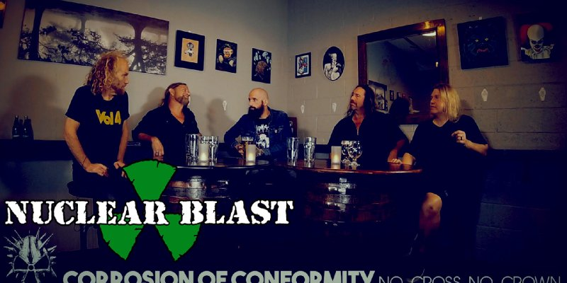 CORROSION OF CONFORMITY Issues Sixth Clip Of The No Cross No Crown Blog Series; Band Kicks Off North American Tour With Black Label Society