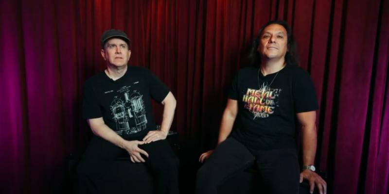 Byron Nemeth & Tim Dolbear - Featured At BATHORY ́zine!