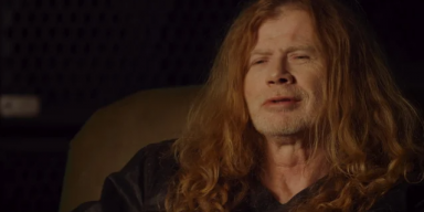 MUSTAINE EXPLAINS WHY HE WAS 'JEALOUS' OF METALLICA