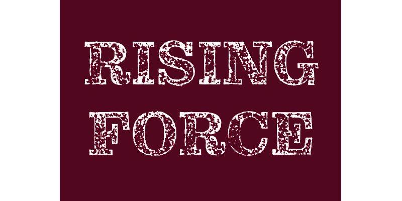 Rising Force Radio Show