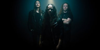 NEKROMANT: Swedish Heavy Metal Power Trio To Release Temple Of Haal Full-Length December 3rd Via Despotz Records; New Track Streaming