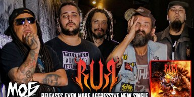RxUxA releases even more aggressive new single!