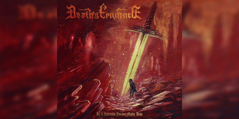 New Promo: Death's Eminence - In a Hideous Dream Made True - (Blackened Death Metal)