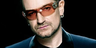 "Bono thinks today's music is ""very girly"""