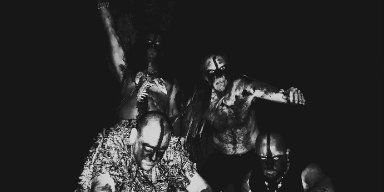 CAVEMAN CULT premiere new track at NoCleanSinging.com - features members of TORCHE, CAVITY A.D.++++