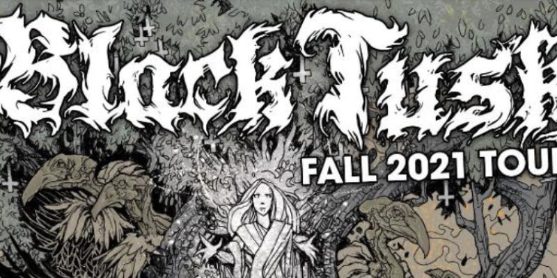 BLACK TUSK Kicks Off Fall U.S. Tour