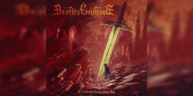 Death's Eminence - In A Hideous Dream Made True - Featured At Arrepio Producoes!