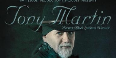 Tony Martin Announces Release Date for Thorns, His New Solo Album