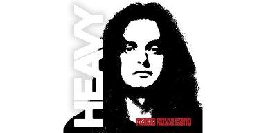 New Promo: MARIO ROSSI - Heavy - (Brazilian Blues Rock)