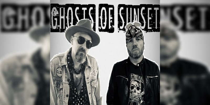 Ghosts Of Sunset - 'No Saints In The City' - Featured At Mtview Zine!