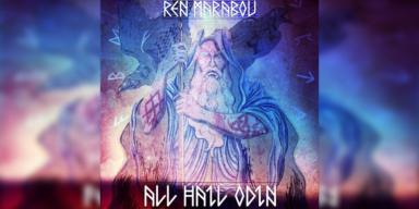 Ren Marabou - 'All Hail Odin' - Featured At Mtview Zine!