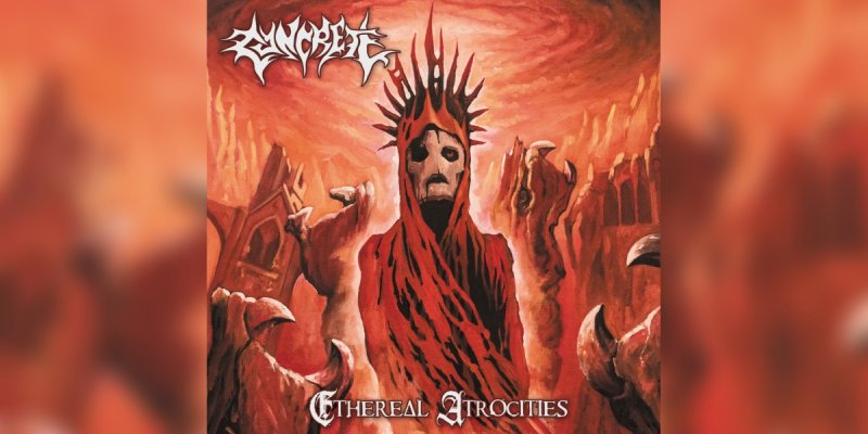 "New Promo: Concrete - ""Ethereal Atrocities"" - (Old School Death Metal / Bulgaria)"