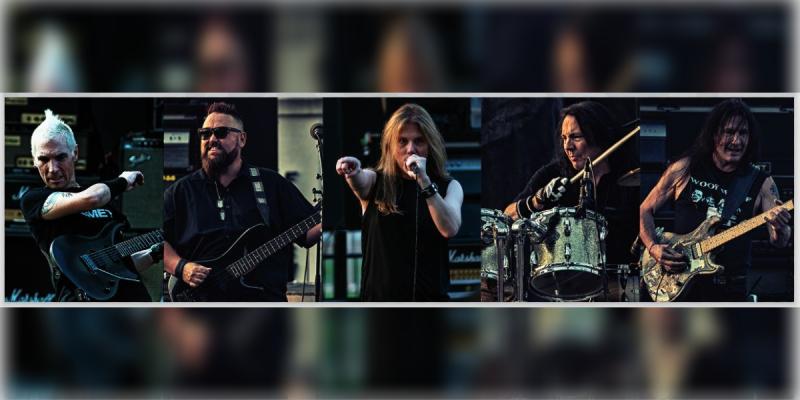 New Promo: Emissary - 2021 Summer Tour EP - (USPM/Melodic Thrash)