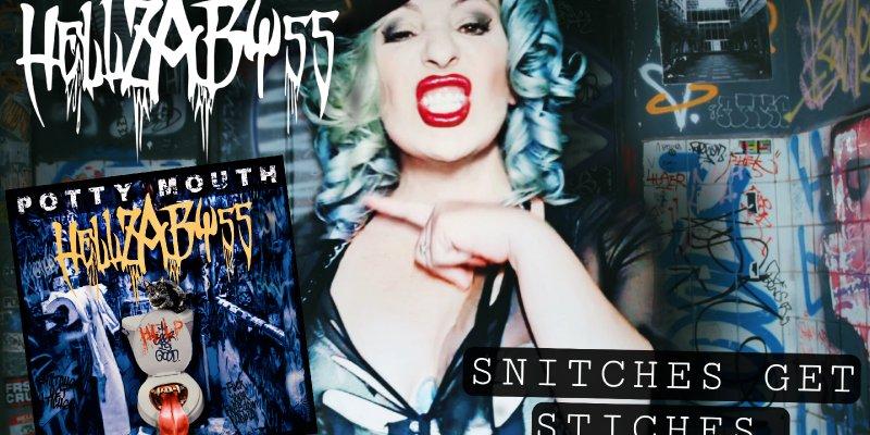 New Promo: Hellz Abyss - Pottymouth - (Hard Rock)