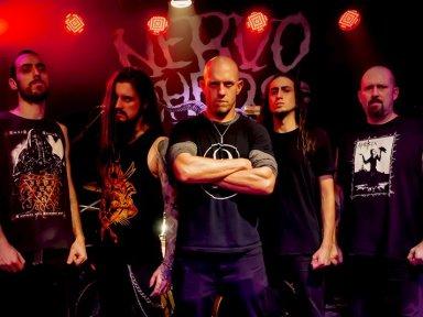 New Promo: NERVOCHAOS  Dug Up (Diabolical Reincarnations) - (Death Metal)